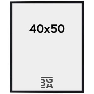 BGA Nordic Frame Black 40x50 cm