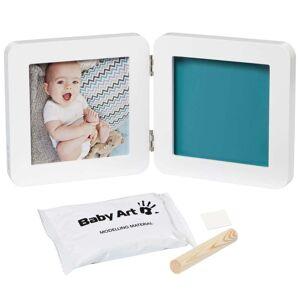 ART Baby Art Enkelram för foto och avtryck Essentials My Baby Touch vit