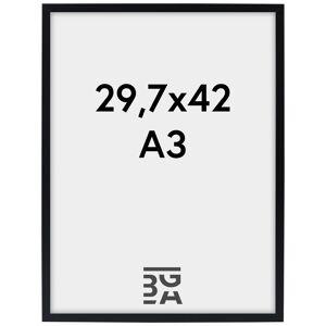 BGA Nordic The Frame Black 29,7x42 cm (A3)