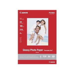 Canon GP-501 photo paper glossy A4 100Bl - 0775B001