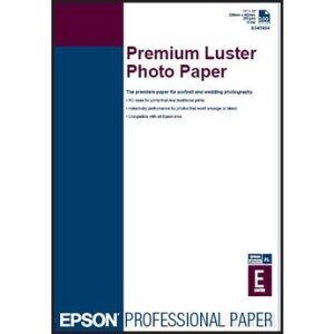 Epson Premium Luster Photo Paper A2 Box 25 ark