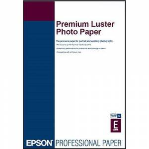 Epson Premium Luster Photo Paper A4 250s 250g, 250 ark