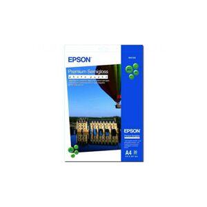 Epson A4 Premium Semigloss Photo Paper 20 ark, 251g