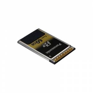 Panasonic P2 Card F-Series 60 Gb 60gb Minnekort