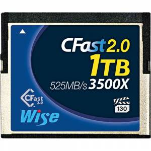 Wise Advanced 1TB CFast Series CFast Memory Card