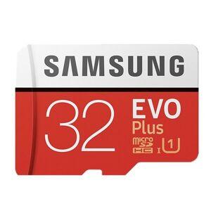 Samsung 32GB Samsung Evo Plus microSDHC Class 10 UHS-I