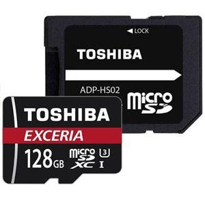 Toshiba Exceria M302-EA MicroSDXC Minnekort THN-M302R1280EA - 128GB