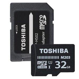 Toshiba M203 MicroSDHC Minnekort THN-M203K0320EA - 32GB