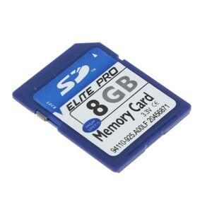 Elite Pro SD Card 8GB
