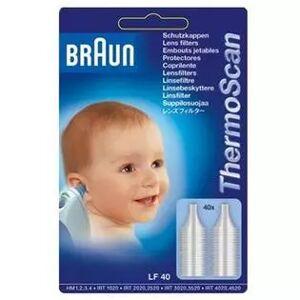 Braun LF40 - Termometerlinsefiltersett - for termometer
