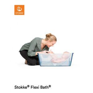 Stokke, Flexi Bad bundle, Tub with Newborn Support, White Yello