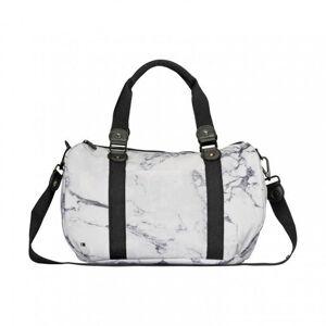 Dubatti One 2018, Nursery bag, White Marble