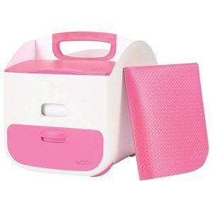 Ubbi Diaper Caddy Pink