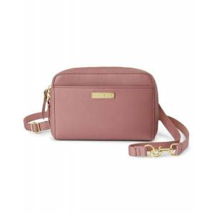 SkipHop Greenwich Convertible Hip Pack, Rosa