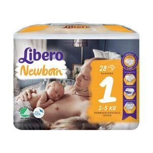 Blöja LIBERO New Born1 2-5kg 28/FP