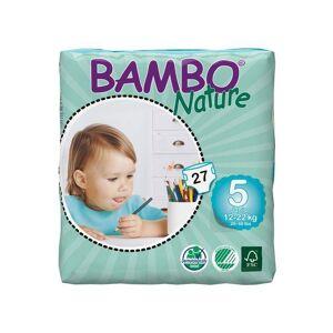 Blöja BAMBO Nature Junior 12-22 kg 27/F