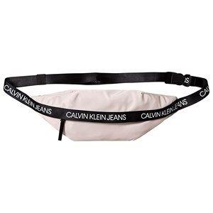 Calvin Klein Jeans Tape Brand Midjeväska Rosa Bum bags and fanny packs