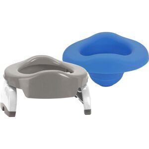 Potette Plus Value Pack Resepotta, Grå/Vit + Blå Siliconliner