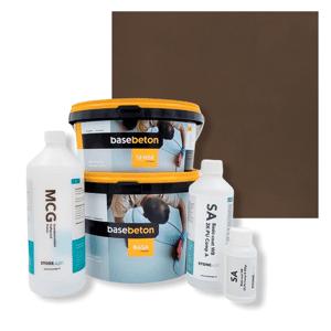 Basebeton Microcement Komplet Set 10kvm -  Satin,  Tender