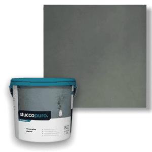 Basebeton Stuccopuro Betonlook Spartel 4kg/9kwm -  Sp01 Senape