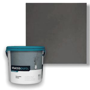 Basebeton Stuccopuro Betonlook Spartel 7kg/16kwm -  Sp02 Olio