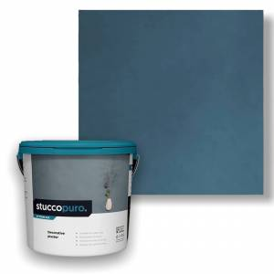 Basebeton Stuccopuro Betonlook Spartel 7kg/16kwm -  Sp26 Porto