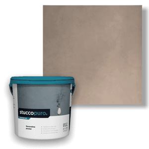 Basebeton Stuccopuro Betonlook Spartel 4kg/9kwm -  Sp34 Brista