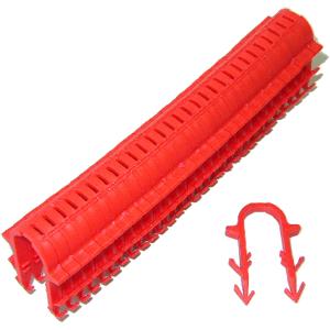 Festekramper for 16-20 mm rør til isopor (300 stk.) 60mm