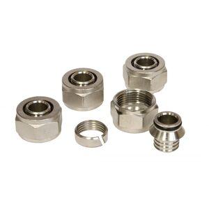 Fordelerkobling for 20x2 mm rør