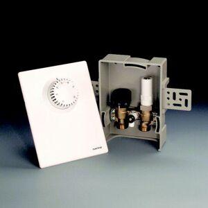 Unibox med termostatventil