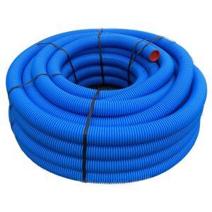 Fleksibel ventilasjonskanal - 50 meterskveil, 75 x 7,0 mm
