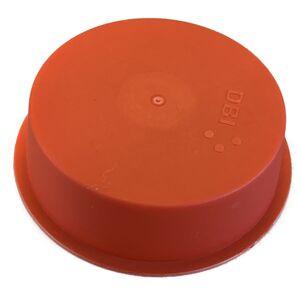 Propp for 75 mm fleksibel ventilasjonskanal