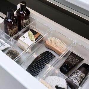 Korsbakken Bad AS Skuffeinndeler i plexiglass