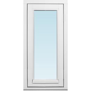 SP Fönster Fönster Villa 380x780mm vänster 1-luft 2-glas isoler utåt  (4x8)