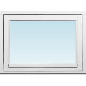 SP Fönster Fönster Villa 780x580mm vänster 1-luft 2-glas isoler utåt  (8x6)