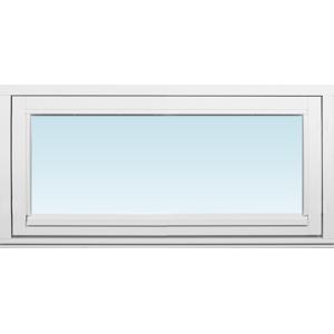 SP Fönster Fönster Villa 980x480mm överhängt 1-luft 2-glas isoler utåt  (10x5)