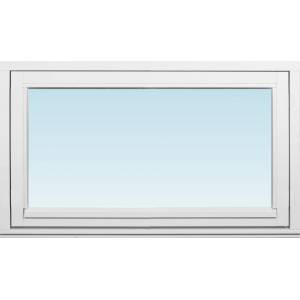 SP Fönster Fönster Villa 980x580mm överhängt 1-luft 2-glas isoler utåt  (10x6)