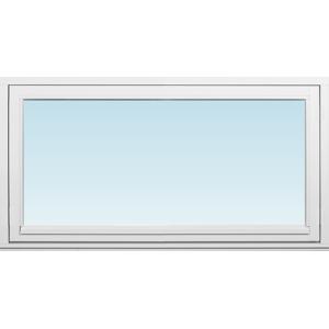 Sp Fönster Fönster Villa 1280x680mm Överhängt 1-Luft 2-Glas Isoler Utåt  (13x7)