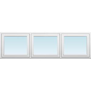 SP Fönster Fönster Villa 1980x580mm  3-luft 2-glas isoler utåt  (20x6)