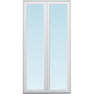 SP Fönster Altandörr Balans 1280x2480mm vänster alu par helglas utåt 3-glas isoler, härdad in och utsida (13x25)