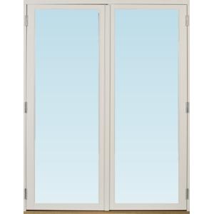 SP Fönster Altandörr Lingbo 1380x1780mm vänster utåt par helglas 2+1, härdad in och utsida (14x18)