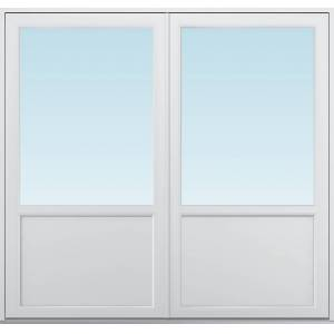 SP Fönster Altandörr Intakt  1880x1780/1180mm  vänster utåt par 2+1 kopplad  (19x18)