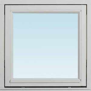 SP Fönster Fönster Stabil 680x680mm vrid 1-luft 3-glas isoler  (7x7)