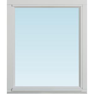 Sp Fönster Fönster Stabil 580x680mm Fast Målad 3-Glas  (6x7)