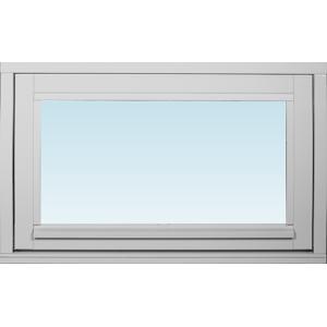 Dala Fönster Fönster Dtt 785x485mm Vrid Målad  1-Luft 3-Glas (8x5)