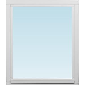 Dala Fönster Fönster DFK 585x685mm fast målad 1-luft 3-glas (6x7)
