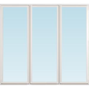 SP Fönster Fönster Lingbo 2280x2080mm utåt 3-luft 2+1  (23x21)
