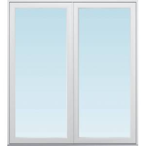 SP Fönster Altandörr Intakt 1780x1980mm höger alu par helglas utåt 2+1 glas, härdad in och utsida (18x20)