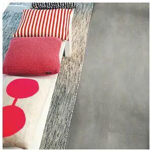 Pergo Vinylgolv Pergo Rigid Click Tile Dark Grey Concrete