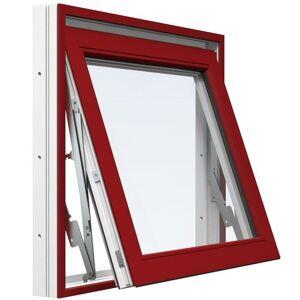 Vridfönster Energi Aluminium 12, 13, Röd